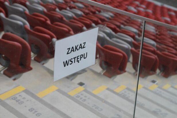Stadion dostał wprawdzie pozwolenie na użytkowanie, ale część prac jeszcze trwa - fot. Maciej Wężyk/tvnwarszawa.pl