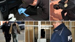8 zatrzymanych za zabójstwo w Zielonce