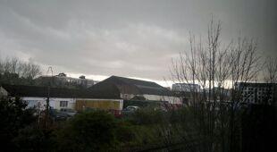 Chmury burzowe nad Bournemouth (Kontakt24/Maciek)