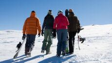 Wyruszajcie na stoki.<br />W Austrii 340 centymetrów śniegu