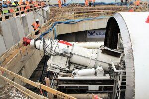 Metro na Woli: Krystyna ma za sobą 10 metrów