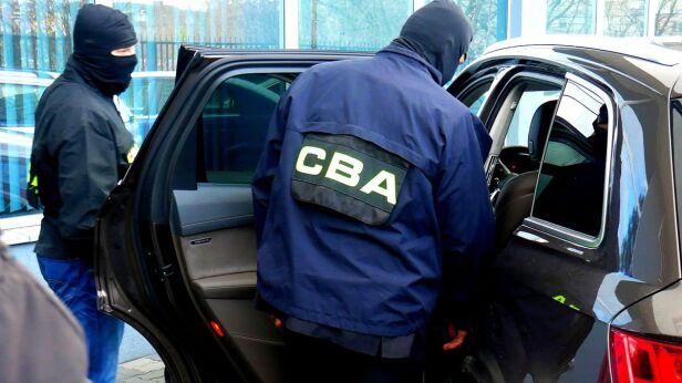 Zatrzymania za reprywatyzację CBA