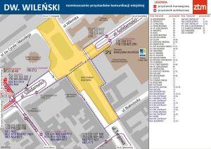 Zamknęli plac Wileński.  Jak jechać?