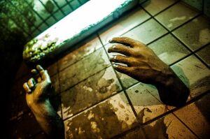 Tajemnicze ręce w tunelu. To ich ostatnie chwile