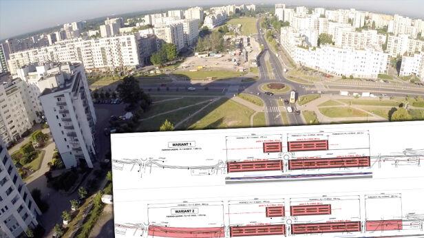 Astaldi wybuduje parking nad tunelem? Astaldi, tvnwarszawa.pl
