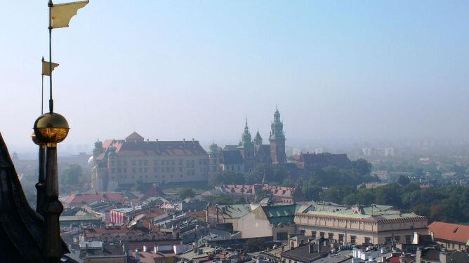 Powrót smogu. W Krakowie powietrze było niezdrowe