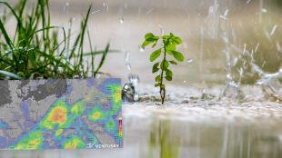Pogoda na majówkę: opady - i to silne. Ostrzegamy