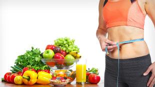 Co jeść i jak trenować by zrzucić oponkę?