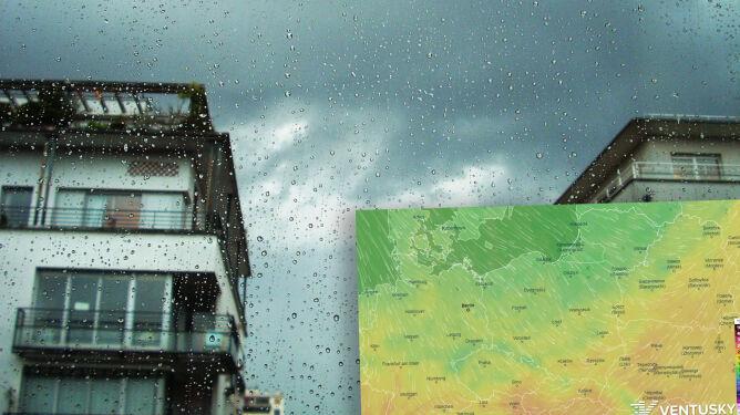 Pogoda na 5 dni: chwilowa, ale odczuwalna zmiana