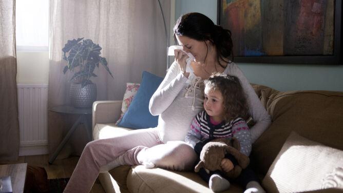 Czy smog może wywołać lub spotęgować alergię?